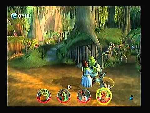 Shrek 2 Ps2 скачать торрент - фото 4