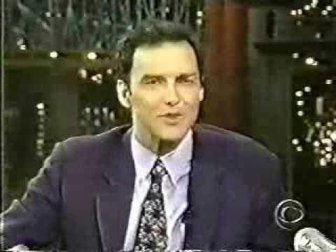 Norm MacDonald David Letterman 03 06 1998 - YouTube