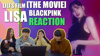 ENG)[Ready Reaction] LILI's FILM [The Movie] BLACKPINK LISAㅣM/V REACTION