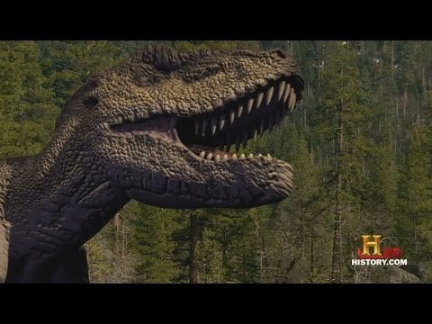History Channel Documentary   -  Prehistoric Monsters Revealed