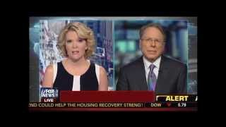 Megyn Kelly Grills Wayne LaPierre on NRA