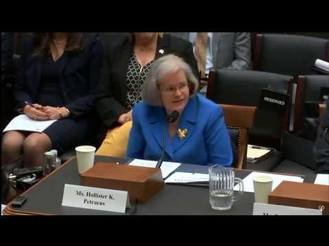 Holly Petraeus Testimony 6-25-19