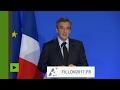 EN DIRECT : François Fillon s'exprime face à la presse pour défendre sa candidature