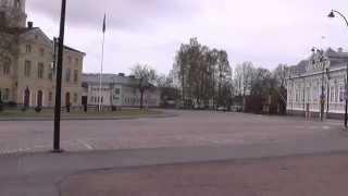 Главная площадь в Хамина, Финляндия. Hamina, Finland.(Главная площадь в удивительно красивом финском городе Хамина. Этот город не спутать ни с каким другим горо..., 2014-05-13T12:14:02.000Z)