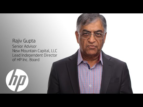 HP's Board Discusses Executive Compensation | HP