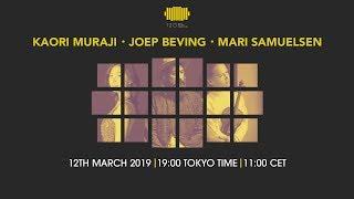Joep Beving & Mari Samuelsen & Kaori Muraji   Yellow Lounge - Live Stream - 12.03.2019, Tokyo