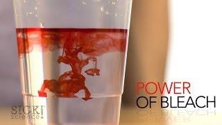 Power of Bleach - Sick Science! #180