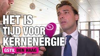 GSTV. Alle uraniumballen op Klaas Dijkhoff