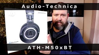 Audio-Technica ATH-M50xBT im Test - Der Klassiker als Bluetooth-Variante.