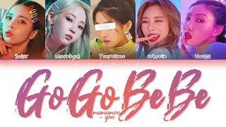 Download MAMAMOO (마마무) - 'gogobebe 고고베베' [5 Members ver.]   Color Coded Lyrics Eng/Rom/Han/가사 Mp3