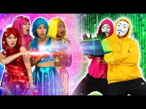 THE SUPER POPS VS HACKERS LIE DETECTOR TEST Is This Cop a Hacker? SuperPops Captured Episode 8