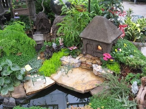 garden minature