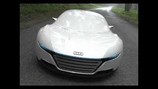 AUDI R9 2012 In NEW YORK  Must See   YouTube