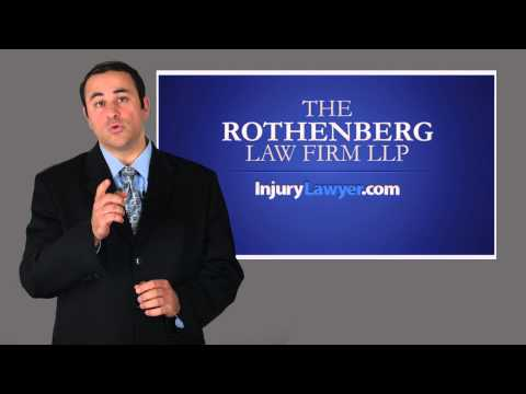 Car Accident Attorney - Distracted Driving - Scott Rothenberg Esq. - The Rothenberg Law Firm LLP