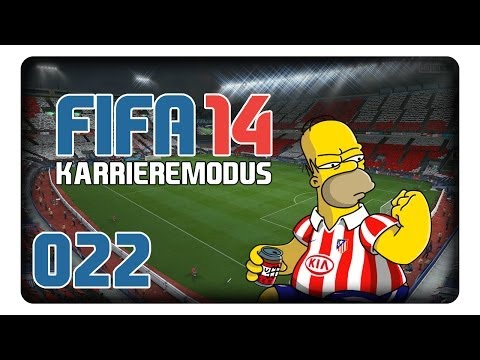 FIFA 14 KARRIEREMODUS - [PS4] #22 ★ ATLETICO MADRID ★ WM 2014 FAVORITEN ★ [Deutsch]