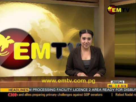 EMTV News - 11th September, 2017