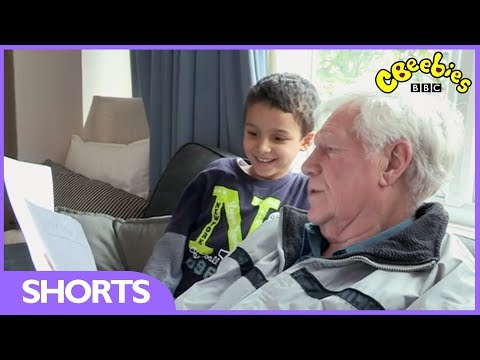 CBeebies | Our Family | Drawing Monsters and Flies