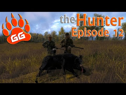 TheHunter: Episode 12 - Hog Huntin' With Friends!