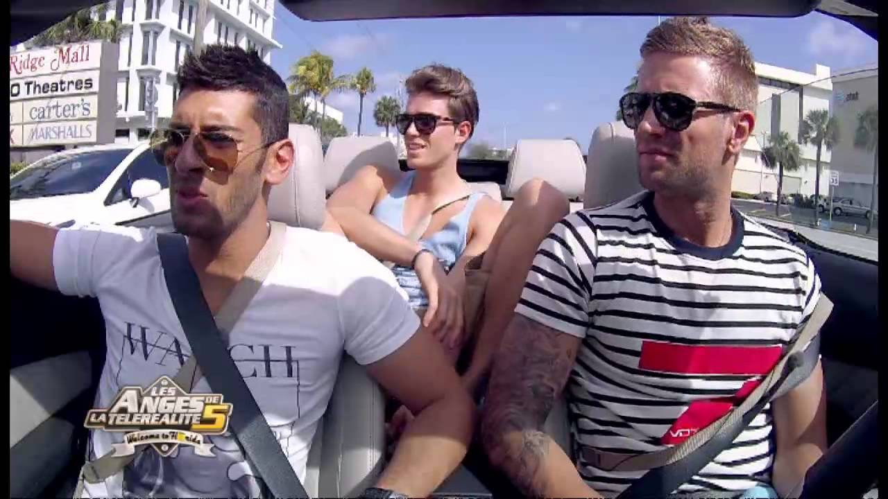 les anges 5 welcome to florida episode 52 youtube. Black Bedroom Furniture Sets. Home Design Ideas