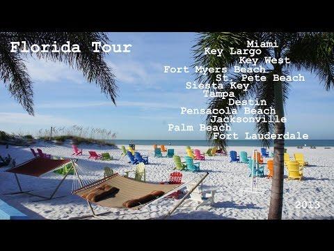 Florida Rundreise mit Mietwagen - Hotels, Restaurants und Hotspots