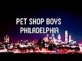"Capture de la vidéo ""philadelphia"" - Pet Shop Boys - Rarities (Live)"