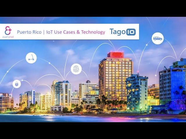 Creating new business opportunities with IoT. Everynet and TagoIO webinar.