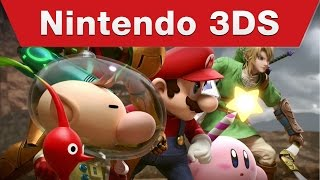 Nintendo 3DS - Super Smash Bros. for Nintendo 3DS Introduction