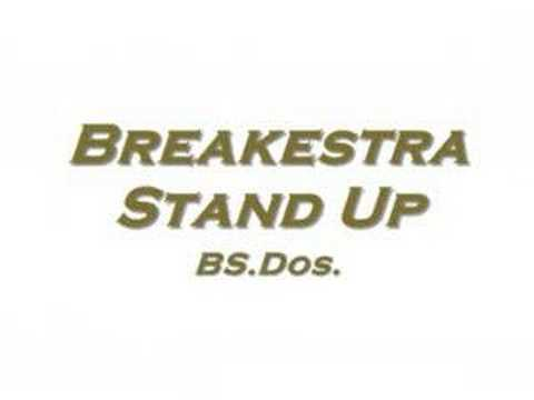 Breakestra ~ Stand Up