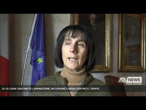 12/12/2019   BACINO DI LAMINAZIONE, IN COMUNE CORS...