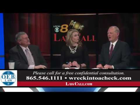 2/11/2018 - Divorce & Pets - Knoxville, TN - LawCall - Legal Videos
