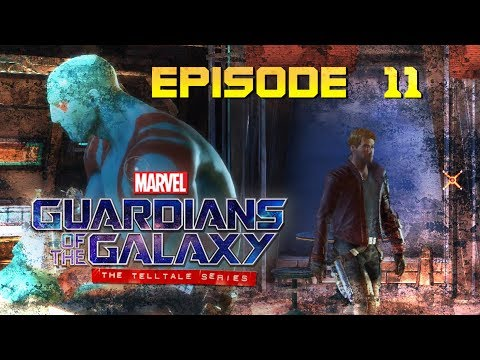 "Guardians of the Galaxy (TellTale Series) - EP11 - ""Star-lord le Grand Frère"""