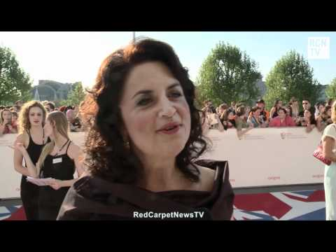 Stella Series 2 Ruth Jones Interview - BAFTA Television Awards 2012