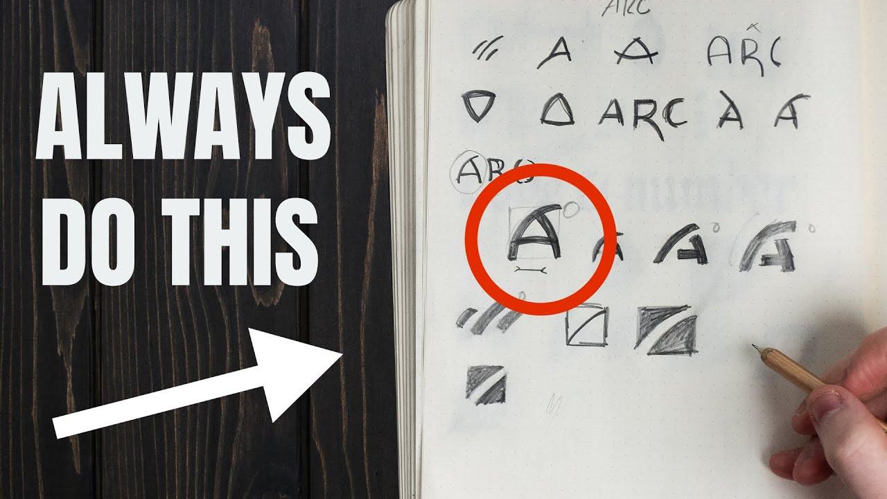 7 MIND BLOWING Logo Design Tips ✍