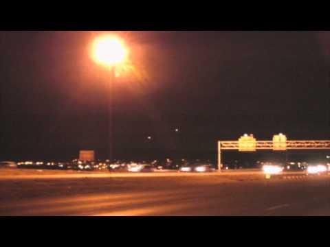 UFO Sighting Denver (Lakewood), Colorado 11/28/11