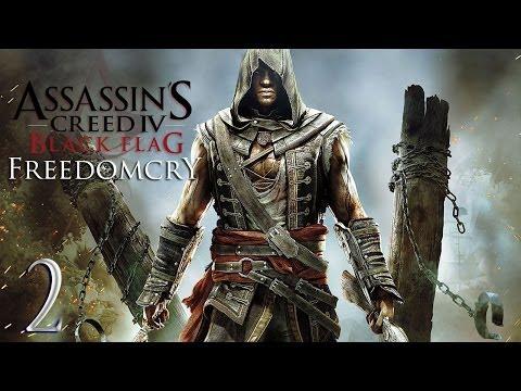 Assassin's Creed IV: Freedom Cry #2 [PS3] - Przejmujemy Statek! - Vertez Let's Play / Zagrajmy w