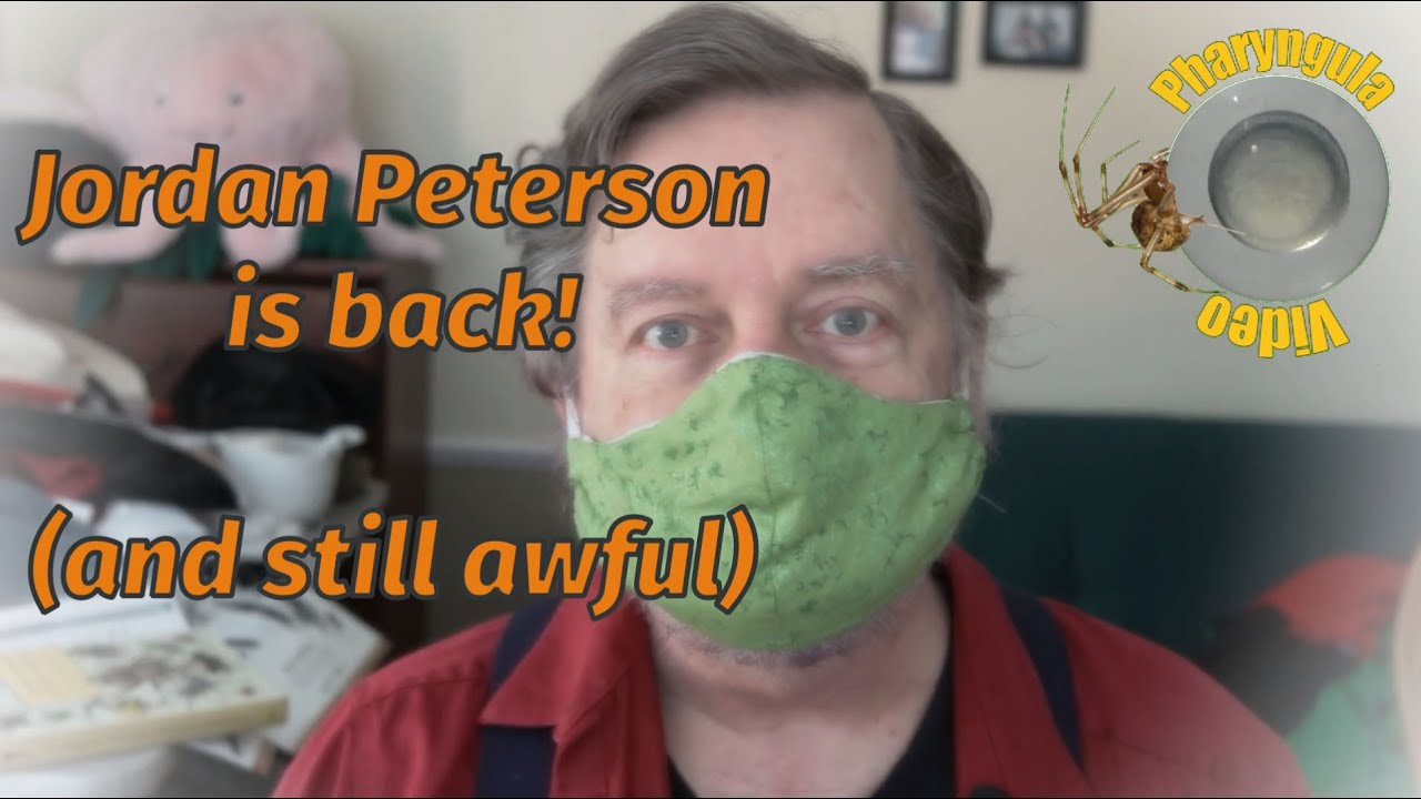 Jordan Peterson is Back!
