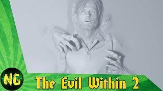 The Evil Within 2 Трейлер Е3 2017 Продолжение мрачного хоррора Ужастик с элементами выживания