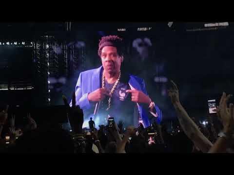 Jay Z - Niggas In Paris @ Stade De France 2018