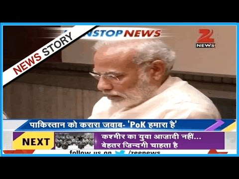 PM Narendra Modi targets Pak over atrocities happening in Balochistan