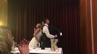 Best Man Roasts Everybody at Brother's Wedding Funny Speech
