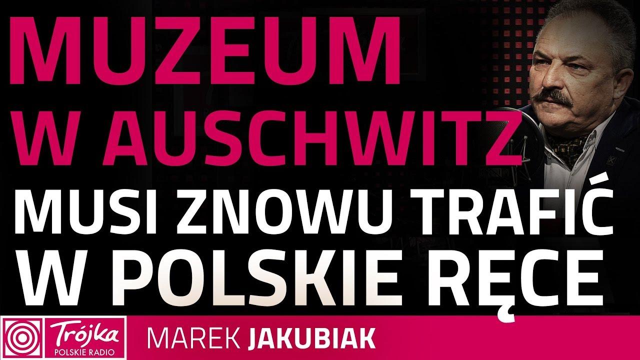Marek Jakubiak: znamy przykłady Żydów, którzy denuncjowali swoich współbraci za pieniądze