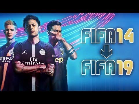 ПРЕВРАЩАЕМ ФИФА 14 В ФИФА 19 | НОВЫЙ СЕЗОН 18-19