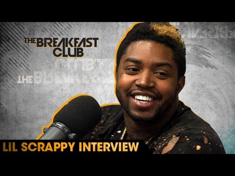 Lil Scrappy Interview With The Breakfast Club (8-15-16)