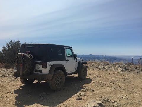 Wildomar OHV in Cleveland National Forest