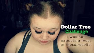 Channel Event | Dollar Tree Make-up Challenge | 2016