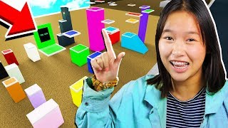 CAN YOU BEAT MY SISTER'S *SECRET* BLOXBURG GAME!? (Roblox)