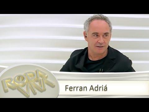 Ferran Adriá -  20/01/2014