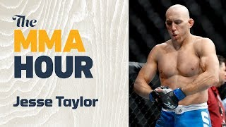 Jesse Taylor, USADA Differ on Process that Led to His One-Year Suspension