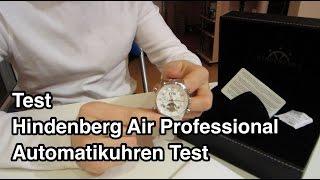 Test & Testbericht Hindenberg Air Professional Review Erfahrung Meinung Empfehlung