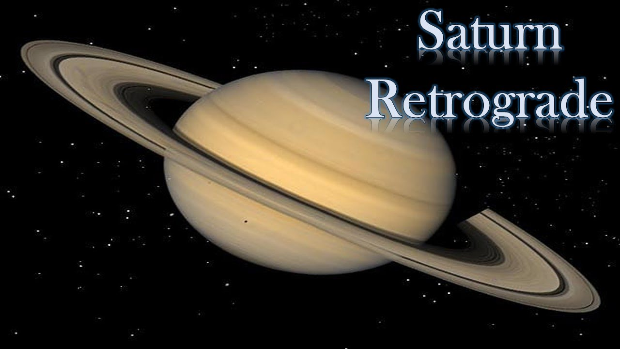 Saturn retrograde in horoscope youtube geenschuldenfo Image collections